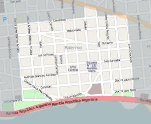Palermo, Montevideo