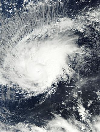 Tropical cyclone naming - Hurricane Pali in January 2016, the earliest named system in the basin