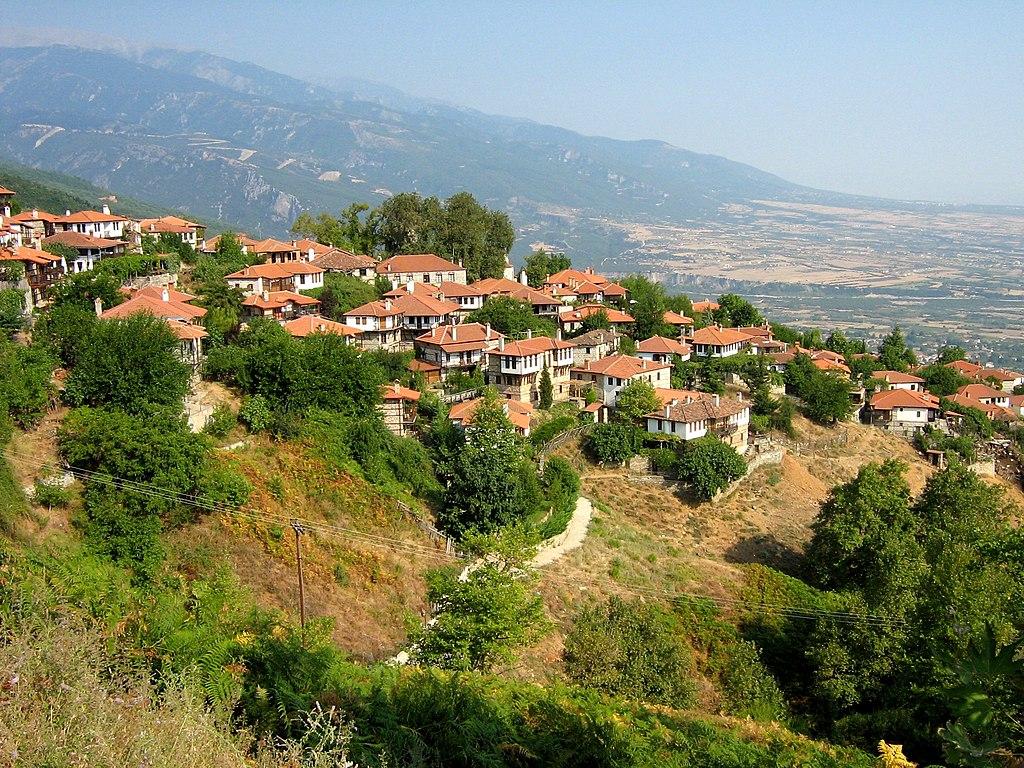 Palios Pantelimonas, Greece
