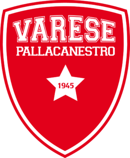 Pallacanestro Varese professional basketball club that plays to Lega Basket Serie A