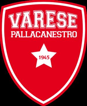 Italian Basketball Hall of Fame - Image: Pallacanestro Varese logo 2014