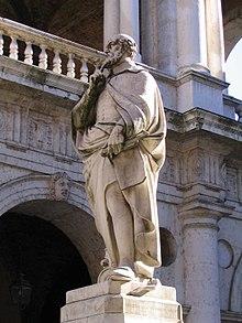 Monumento a Palladio a Vicenza