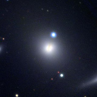 NGC 708 galaxy