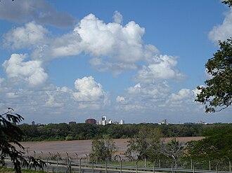 Andrés Ibáñez Province - Santa Cruz de la Sierra, situated at the Piray River