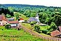 Panorama sur le hameau de château-Lambert.jpg