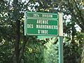 Pantin cimetiere parisien 207e division.jpg