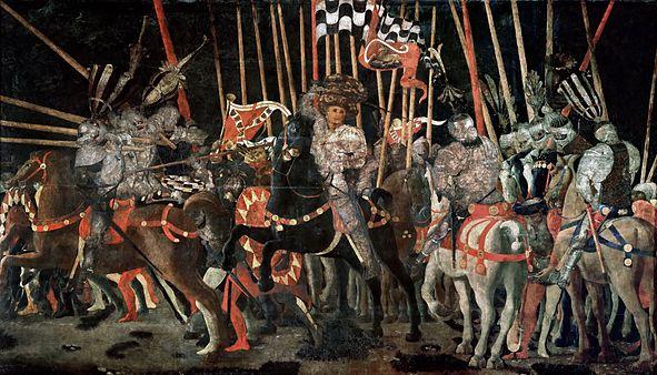 The Counterattack of Michelotto da Cotignola