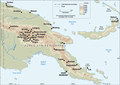 Papua New Guinea colour relief map.png