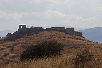 Paralio Astros - The castle of Paralio Astros