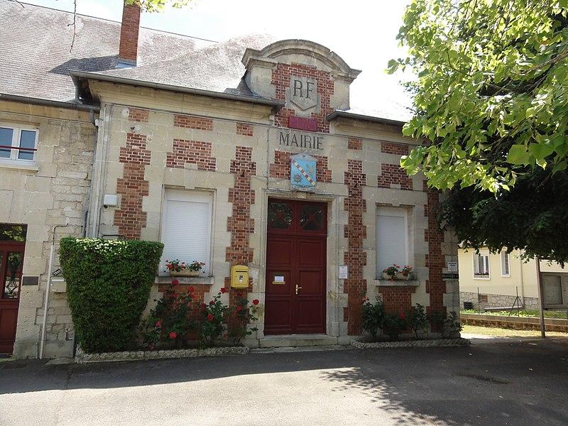 Pargny-Filain (Aisne) mairie
