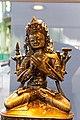 Paris - Bonhams 2016 - Tibet - Sculpture représentant Manjushri - XIVème-XVème siècle - 002.jpg