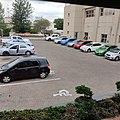 Parking Cars at Main mall Gaborone.jpg