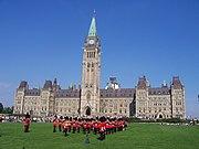 ParliamentCA-Changing the Guard