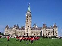 Kanadan Pääkaupunki