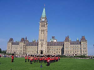 Ceremonial Guard - The Changing the Guard ceremony