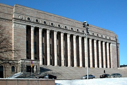 The Eduskunta, the parliament of Finland as the Grand Duchy of Finland, had universal suffrage in 1906 (several nations and territories can present arguments for being the first with universal suffrage)