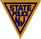 Écusson de la police de l'État du New Jersey
