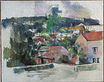 Paul Cézanne - Landscape - Google Art Project.jpg