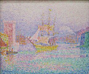 Port de Marseilles