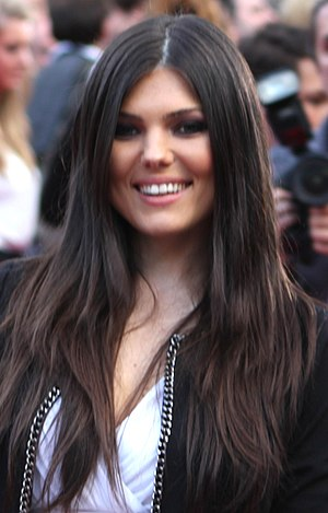 Romania in the Eurovision Song Contest 2012 - Image: Paula Seling Romania (cropped)