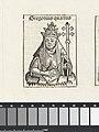 Paus Gregorius IV Gregorius quartus (titel op object) Liber Chronicarum (serietitel), RP-P-2016-49-57-7.jpg