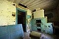 Pec v opuštěném domě v jedné z evakuovaných vesnic - panoramio.jpg