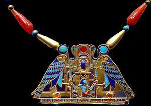 Senusret II - Pectoral of Senusret II (tomb of Sithathoriunet)