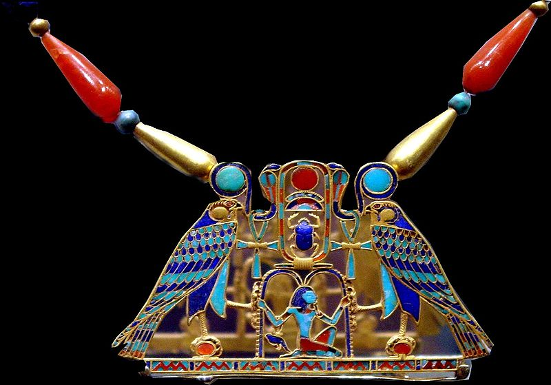 Egyptian Turquoise Jewelry