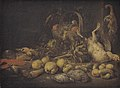 Peeter Gijsels - Still Life with Fruit and Birds - KMSsp271 - Statens Museum for Kunst.jpg