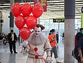 Pennywise Cosplay - Montreal Comiccon 2017.jpg