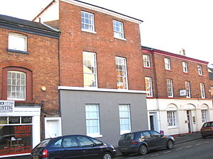 Thomas Penson - Penson's Chambers, Willow Street, Oswestry