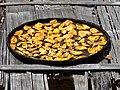 Peppers drying on roof, Bagakain Lake (13185783093).jpg