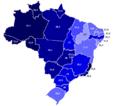 Percentual de Evangélicos por Estado (2010).png