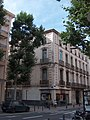 Perpignan angle traverse Vauban rue de la Republique.jpg