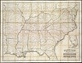 Perrines new topographical war map of the southern states, taken from the latest government surveys and official reports (5961379196).jpg