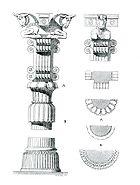 Persepolis Colonne flandin