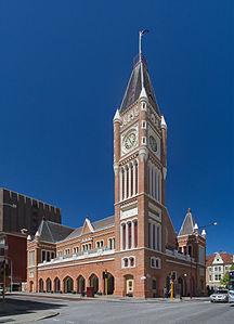 Perth Town Hall - Perth