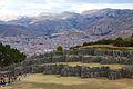 Peru - Sacred Valley & Incan Ruins 182 - Sacsaywamán overlooking Cusco (8114525591).jpg