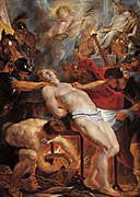 Peter Paul Rubens - Martyrium des hl. Laurentius - 338 - Bavarian State Painting Collections.jpg