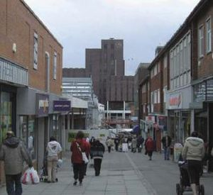 Peterlee - Image: Peterlee towncentre
