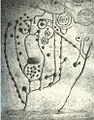 Petroglifos en Esperon - Combarro - Poio 1 por Henrique Campo.jpg