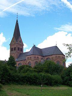 Pfarrkirche Heiligstes Herz Jesu (Hillesheim-Niederbettingen) SW