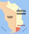 Ph locator oriental mindoro bulalacao.png