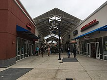 Philadelphia Premium Outlets Wikipedia - Philadelphia outlets map
