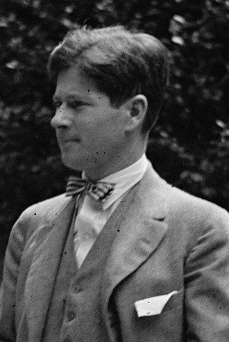Philip La Follette - Philip La Follette just after his father's death in 1925.