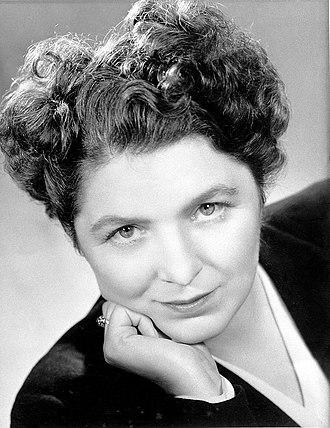 Angus McBean - Image: Photograph of Mary Irene Cathcart Wellcome L0023910