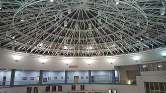 Piarco International Airport - Main atrium