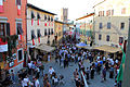 Piazza Michele da Montopoli durante rievocazione medievale 01.JPG