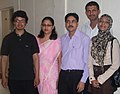 Pictures Taken During SAARC Literary Festival - 2009, Agra (39) (30400877107).jpg