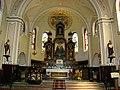 Piekary Śląskie, Kościół Matki Bożej Wspomożenia Wiernych w Dąbrówce Wielkiej 06.JPG